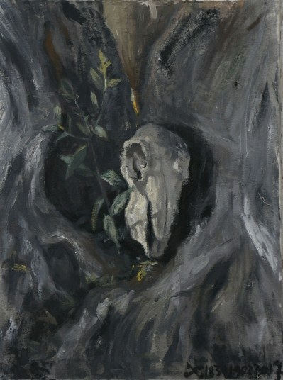 La Muerte sobre el olivo